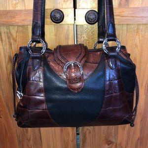 💥EUC GORGEOUS Brighton Shoulder Bag with 2 straps